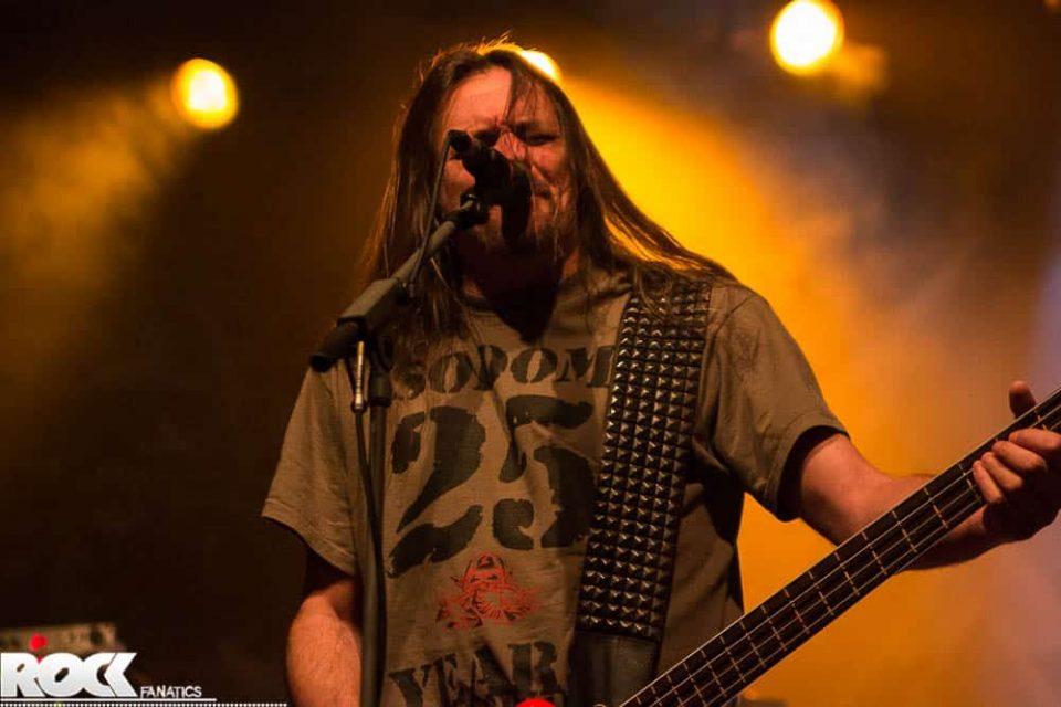 Sodom - Support Kreator - 06.12.2014 - Turbinenhalle Oberhausen