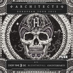 Architects European Tour 2015