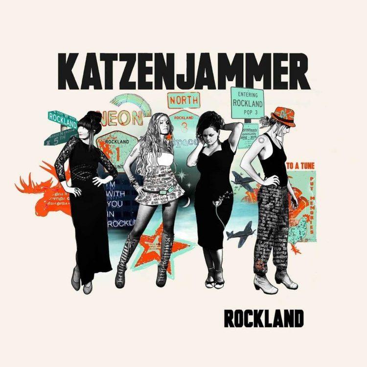 CD Review: Katzenjammer - Rockland