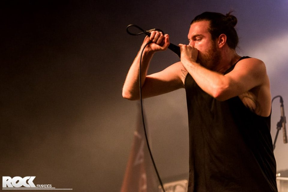 Counterparts - Support Architects - 26.02.2015 - Live Music Hall, Köln
