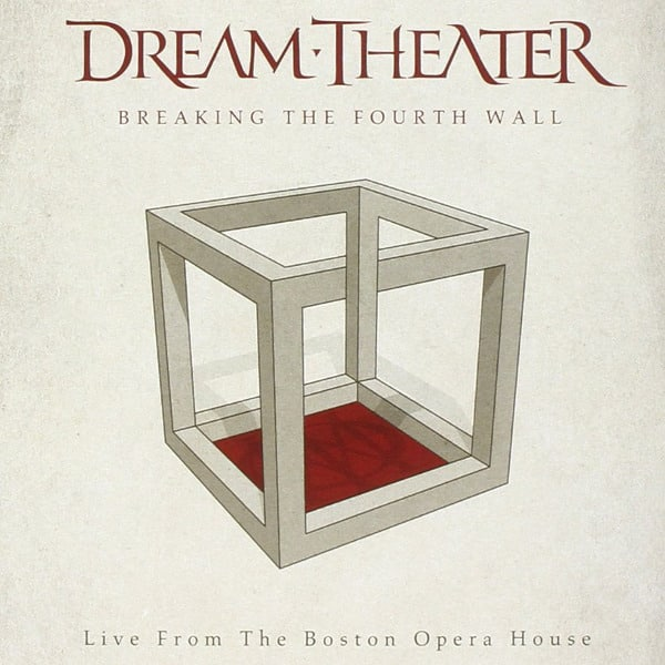 DVD-Review: Dream Theater - Breaking The Fourth Wall