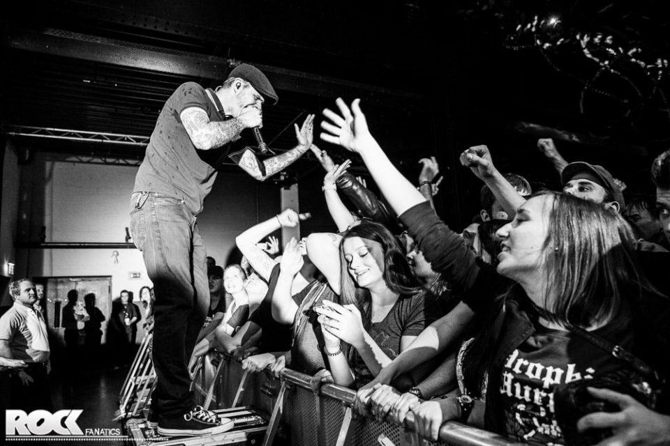 Dropkick Murphys - 22.02.2015 - Palladium, Köln