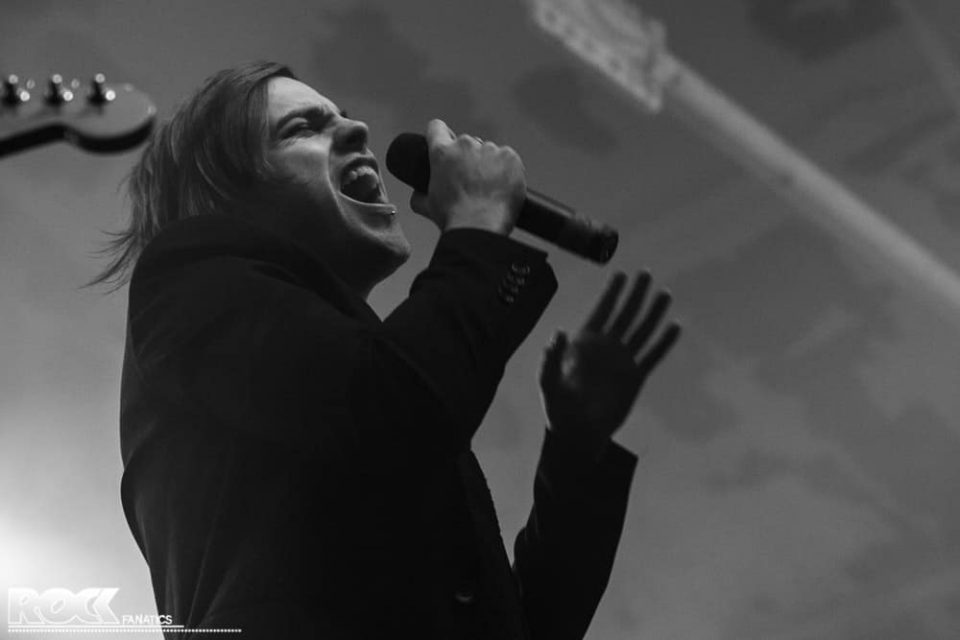 Fearless Vampire Killers - Support In This Moment - 24.02.2015 - Essigfabrik, Köln
