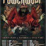 Powerwolf - Wolfsnächte Tour 2015