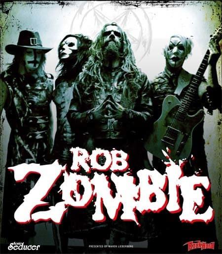 Rob Zombie - Exklusive Clubshow in Köln