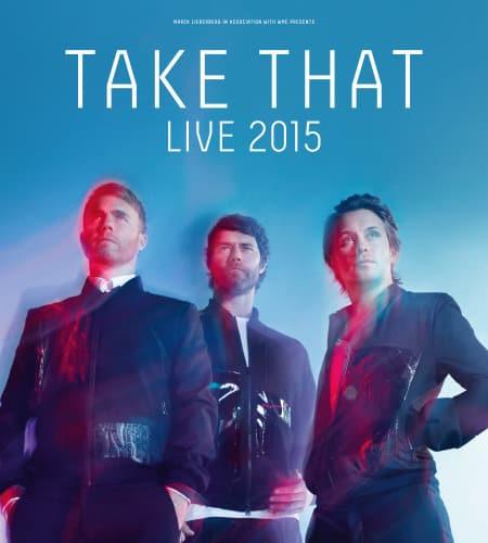 Take That - Live 2015