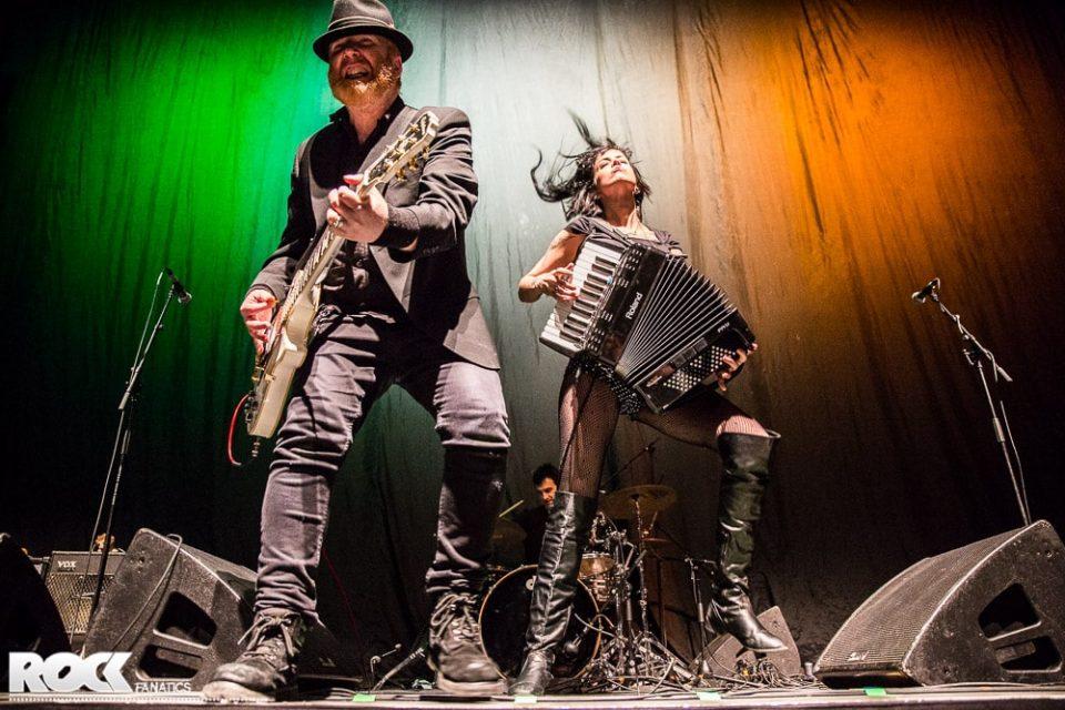 The Mahones - Support Dropkick Murphys - 22.02.2015 - Palladium, Köln