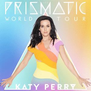 Katy Perry kommt auf Prismatic World Tour