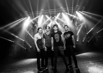 All Time Low - Zwei Deutschlandtermine im Frühjahr