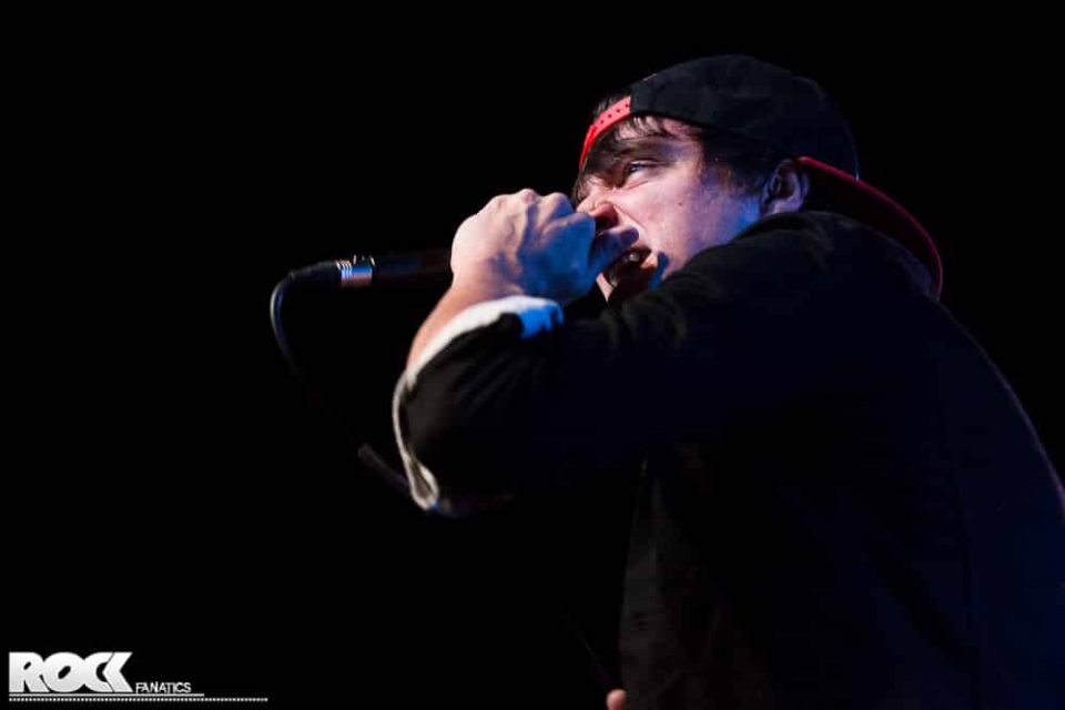 Chunk! No, Captain Chunk! - Support Yellowcard - 22.03.2015 - Live Music Hall, Köln