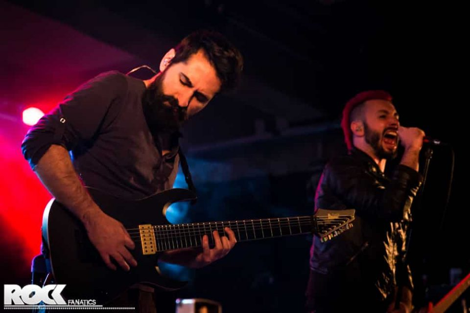 Periphery - Support Devin Townsend Project - 06.03.2015 - Substage, Karlsruhe