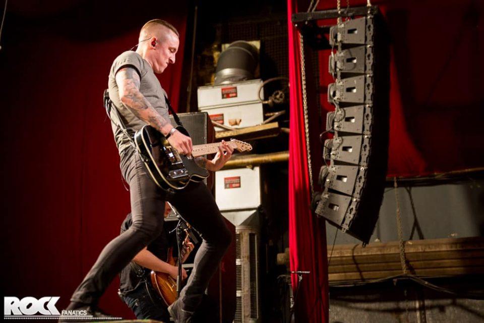 Yellowcard - 22.03.2015 - Live Music Hall, Köln