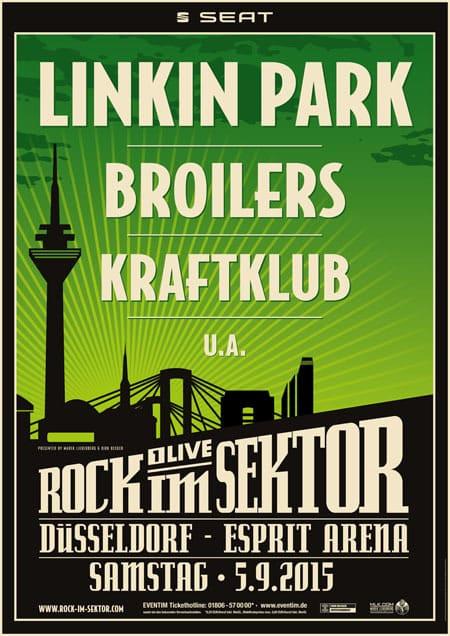 Rock im Sektor 2015 - neues Ein-Tages-Festival in NRW