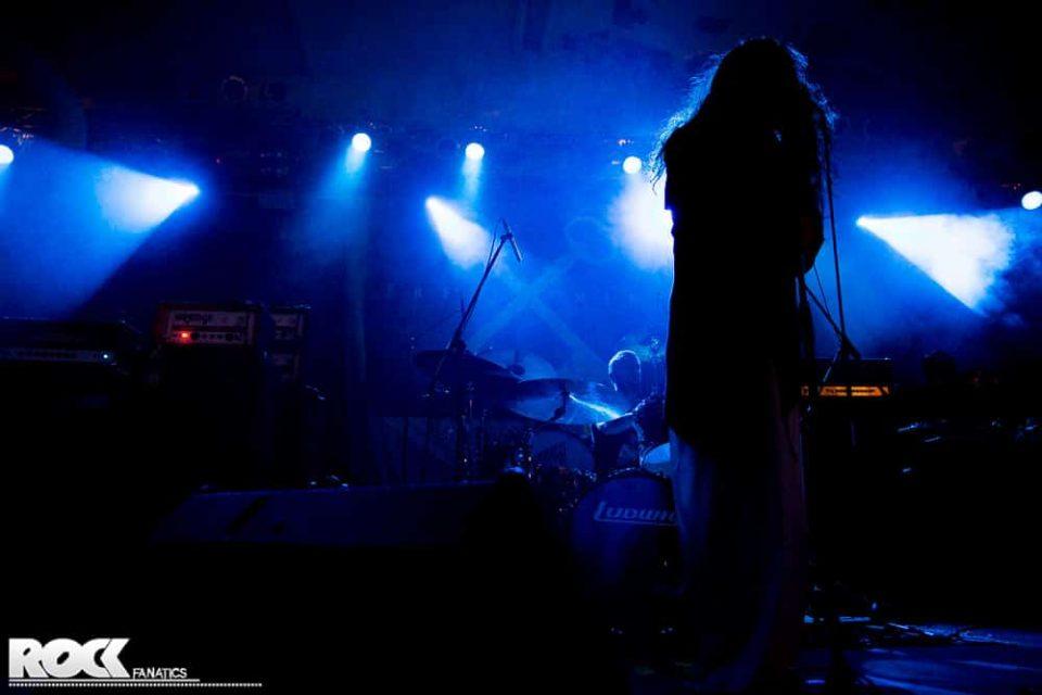 Oathbreaker - Support Cancer Bats & While She Sleeps - 02.04.2015 - Essigfabrik, Köln