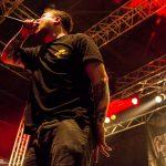Impericon Festival 2015 - Comeback Kid - 25.04.2015 - Turbinenhalle, Oberhausen