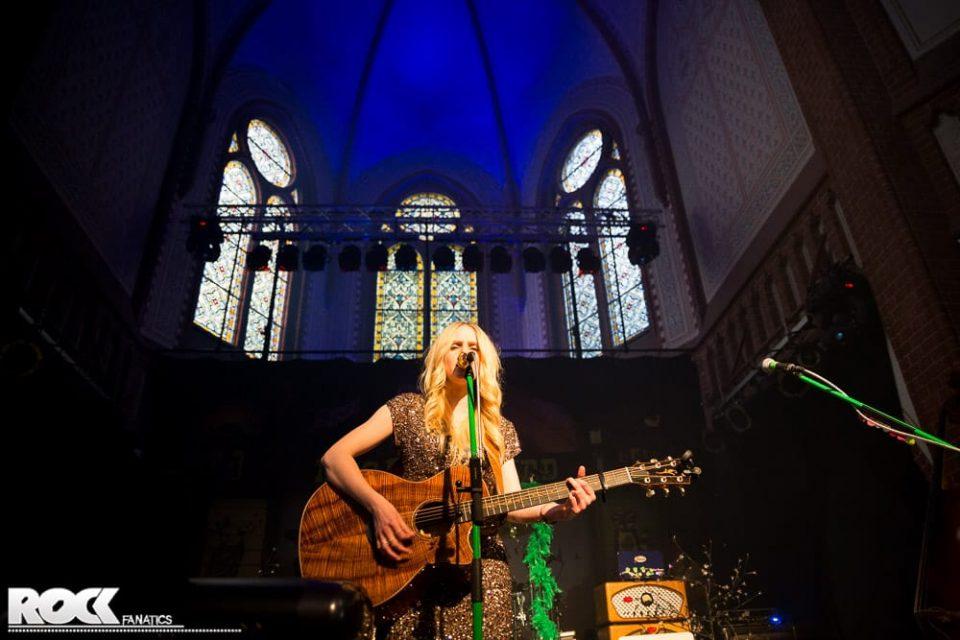 Lisa Marie Fischer - Support Mrs. Greenbird - 30.04.2015 - Kulturkirche, Köln