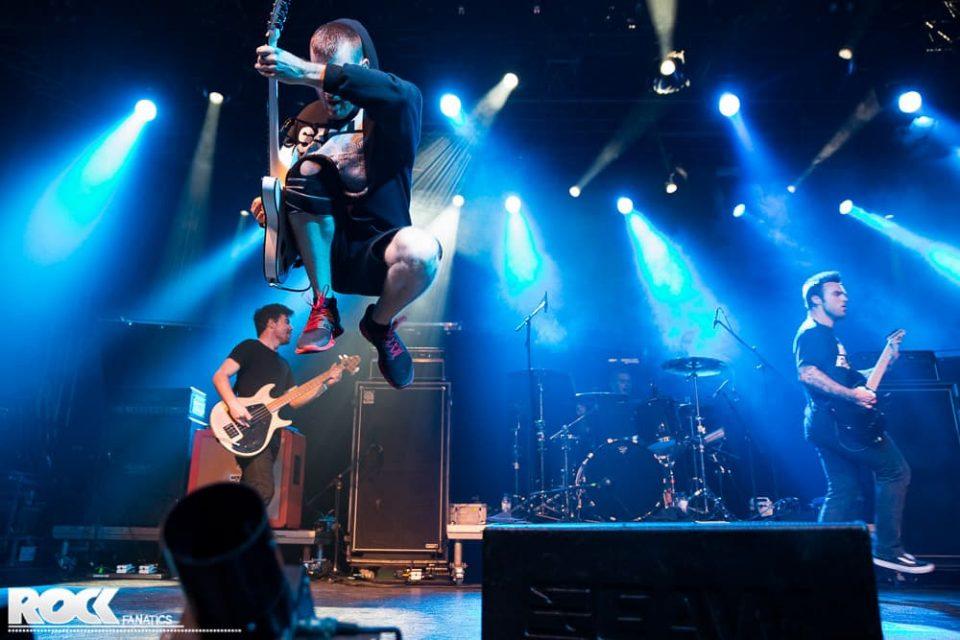 Impericon Festival 2015 - Stick To Your Guns - 25.04.2015 - Turbinenhalle, Oberhausen