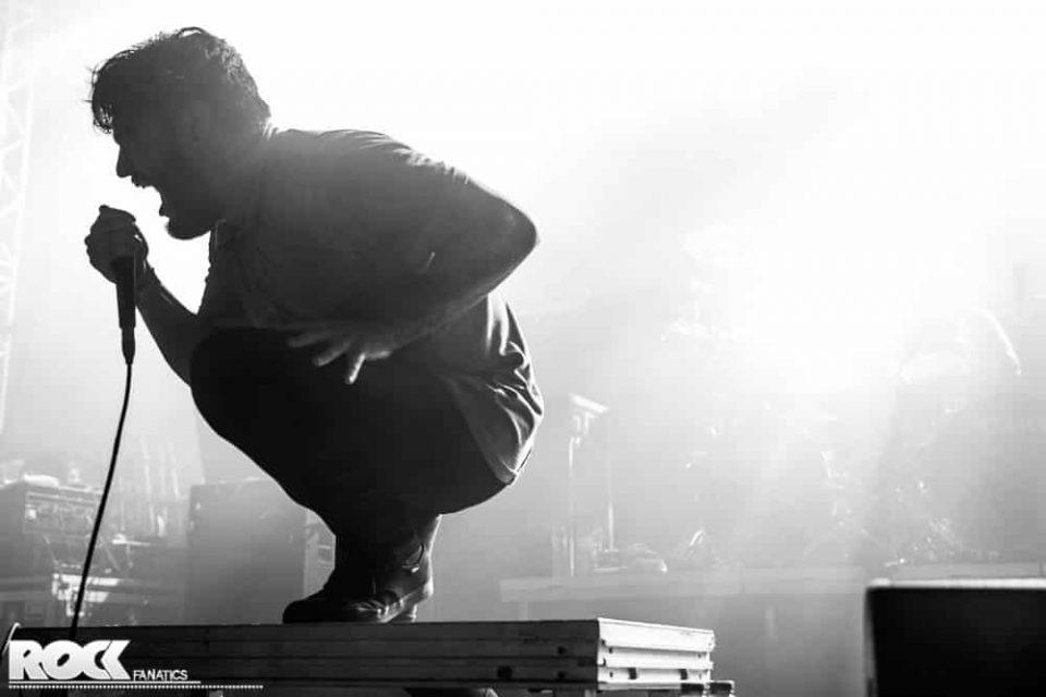 Impericon Festival 2015 - Suicide Silence - 25.04.2015 - Turbinenhalle, Oberhausen
