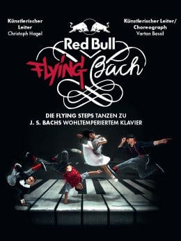 Red Bull Flying Bach - Deutschland-Tournee 2015