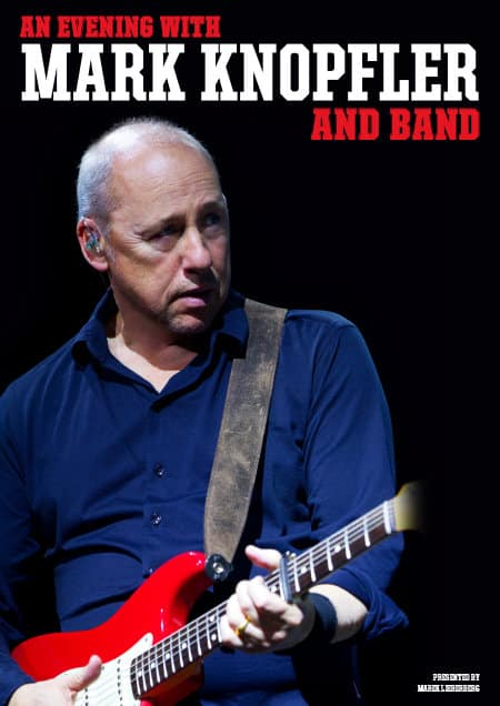 An Evening With Mark Knopfler and Band 2015