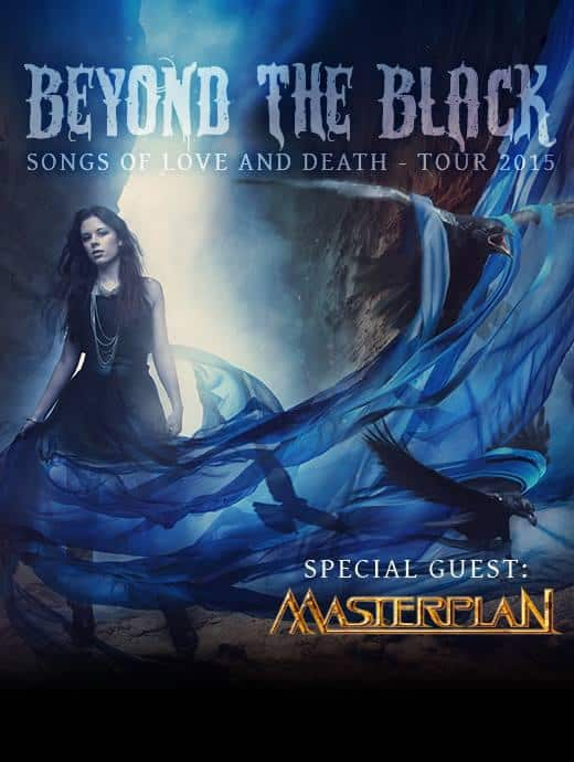 Beyond The Black - Songs of Love and Death Tour 2015