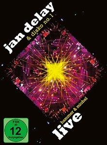 DVD Review: Jan Delay & Disko No. 1 - Hammer & Michel live aus der Phillipshalle