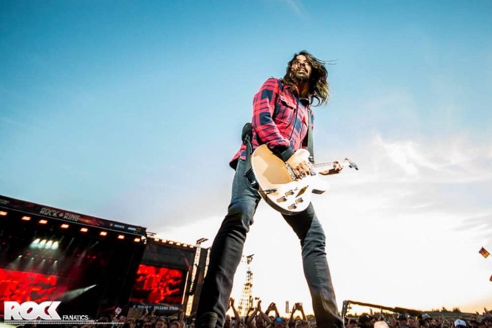 Rock am Ring 2015 - Foo Fighters