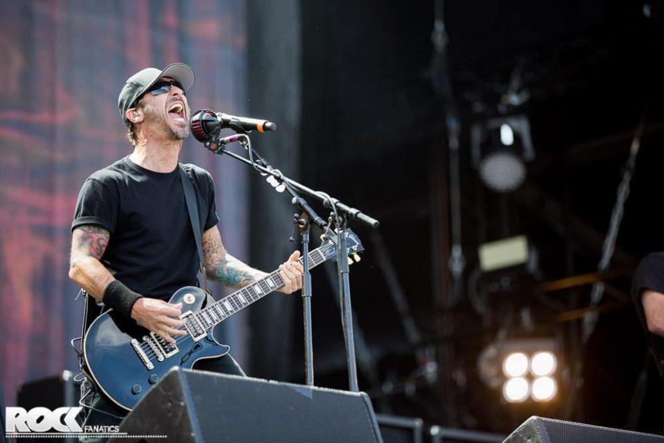 Rock am Ring 2015 - Godsmack