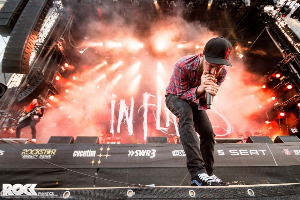 Rock am Ring 2015 - In Flames