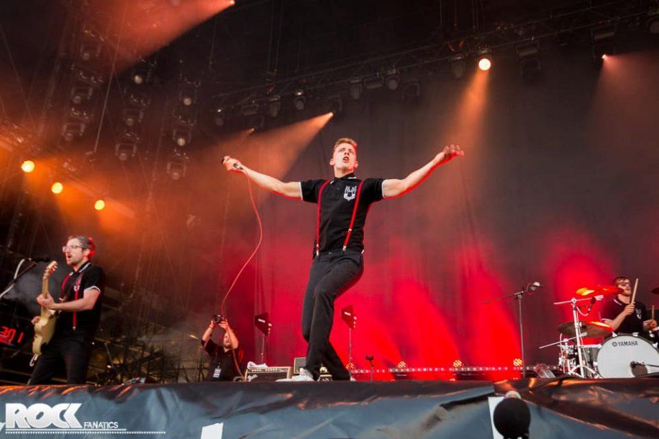 Rock am Ring 2015 - Kraftklub