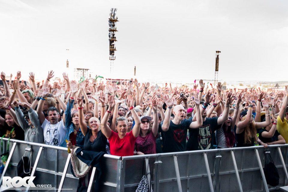 Rock am Ring 2015 - Publikum Sonntag