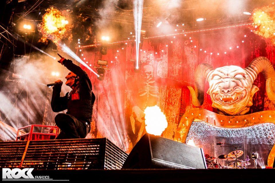 Rock am Ring 2015 - Slipknot