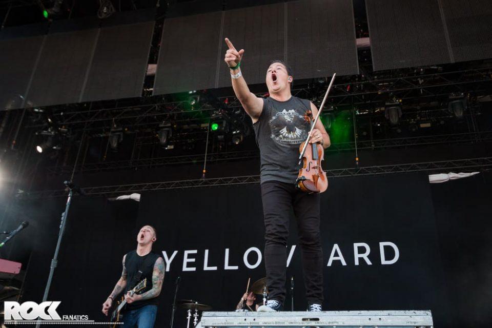 Rock am Ring 2015 - Yellowcard
