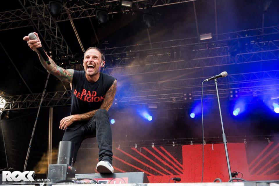 Vainstream Rockfest 2015 - Donots