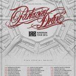 Parkway Drive - IRE Tournee 2016