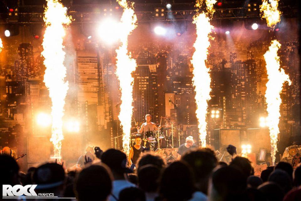 Vainstream Rockfest 2015 - Parkway Drive