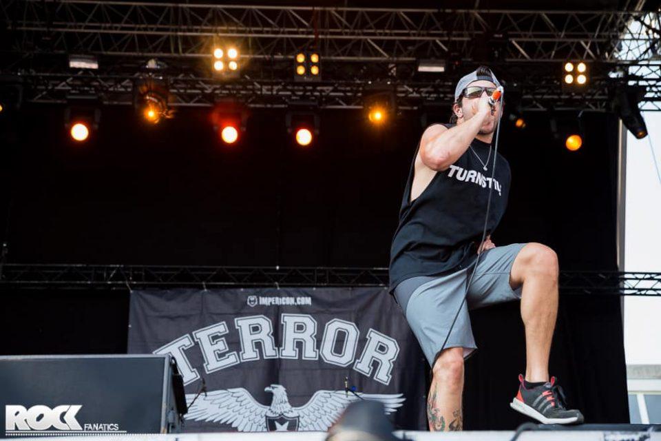 Vainstream Rockfest 2015 - Terror