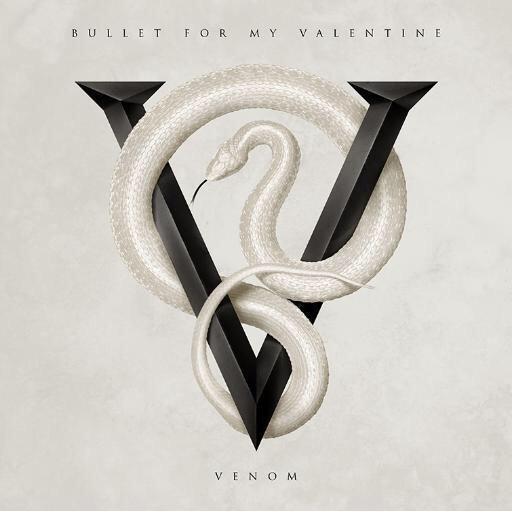 CD Review: Bullet For My Valentine - Venom
