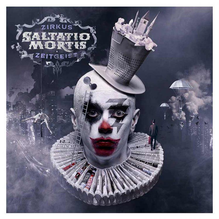 CD Review: Saltatio Mortis - Zirkus Zeitgeist