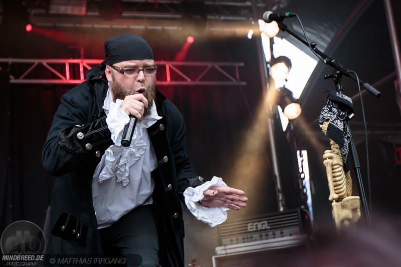Punch n judy - Burgfolk Festival 2015