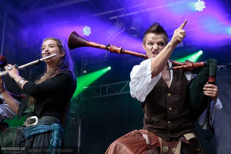 Vroudenspil - Burgfolk Festival 2015