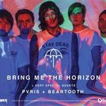 Bring Me The Horizon im Winter auf Tour
