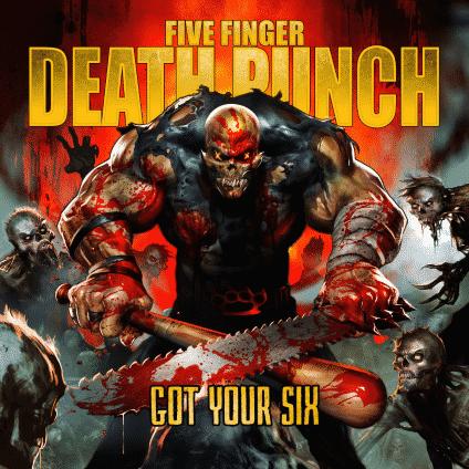 CD Review: Five Finger Death Punch - Got Your Six