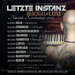 Letzte Instanz - Brachial Leise Kirchen-Akustik Tour 2015