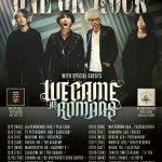 One OK Rock - Tour 2015