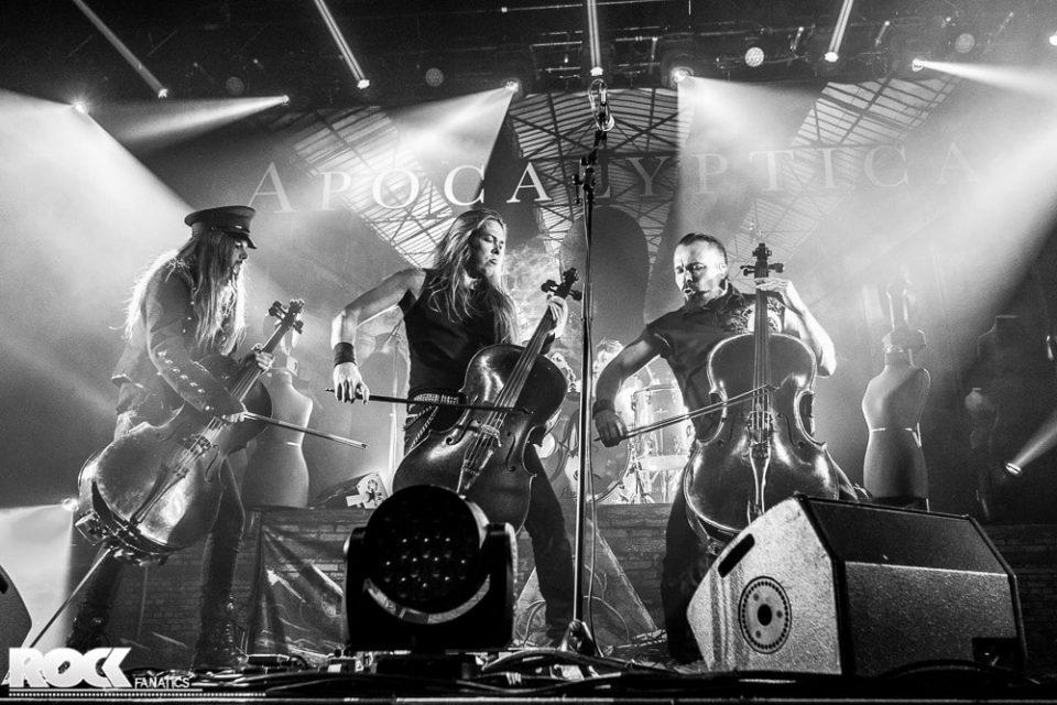 Apocalyptica - 21.10.2015 - E-Werk, Köln