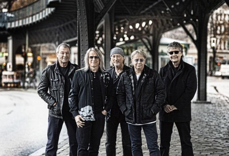 Deep Purple im November 2015 auf Deutschlandtour