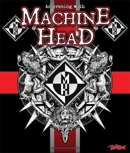 Machine Head 2016