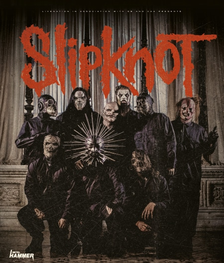 Slipknot Tour 2016