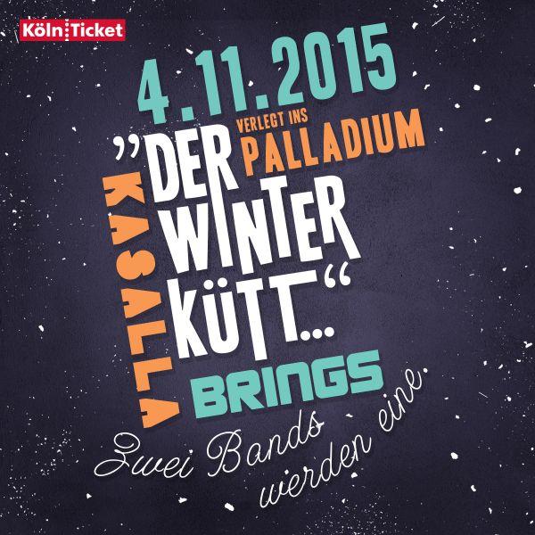 Der Winter kütt – Zwei Bands werden Eine - Brings und Kasalla